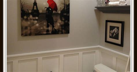 Board And Batten Wainscoting Diy by Board And Batten Wainscoting Hometalk