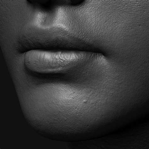 zbrush nose tutorial 33 best zbrush skin images on pinterest