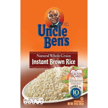 ben s 5 whole grains ben s whole grain instant brown rice fast
