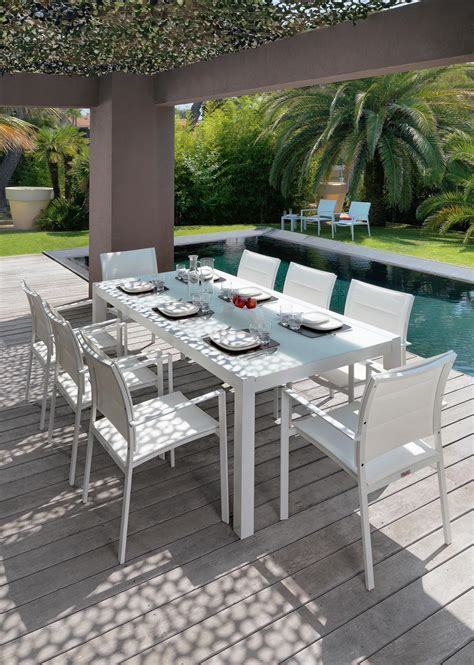 Italian Patio Furniture Sense Patio Extendable Table Outdoor Furniture Shop Italy Design