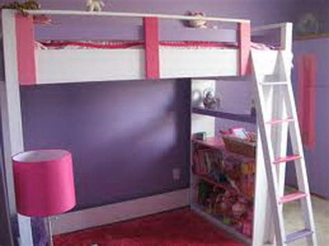 how to make a loft bed building cute loft bed stroovi