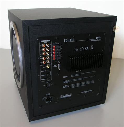 Speaker Edifier S760d 1 edifier s760d subwoofer speaker prezentacja playithub largest hub