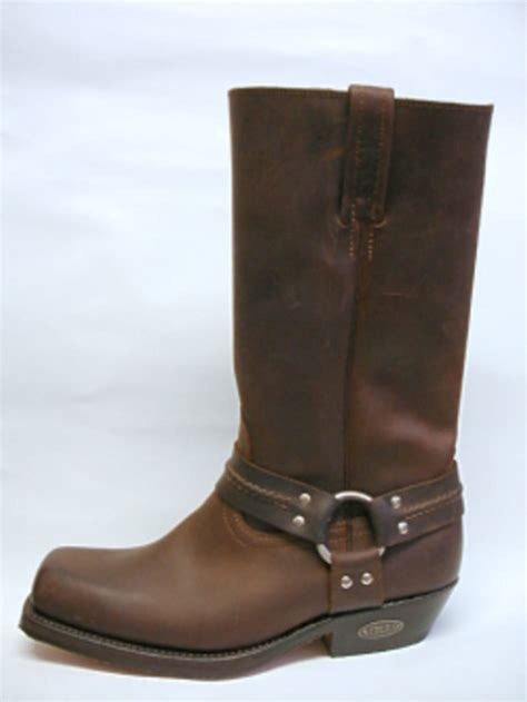 loblan biker boot 295 brown