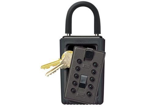 cadenas a code ou a clef cadenas 224 code pour gestion de clefs keysafe pro001352
