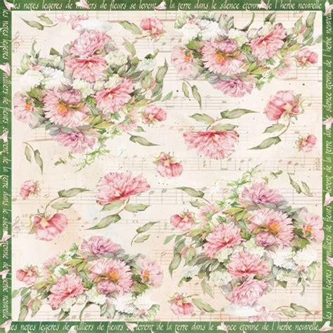 Paper Napkin Untuk Media Decoupage Servietten Motif Cuteness Flower 17 best images about servietten napkin for decoupage on