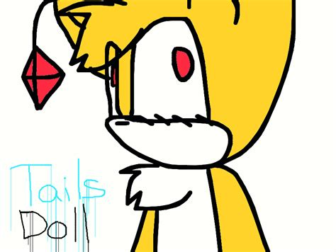 tails doll x reader deviantart tails doll drawing 1 by suckiest inc on deviantart