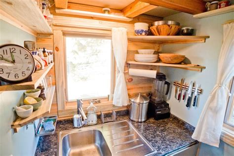 tiny homes interior designs ingeniously designed tiny house on wheels
