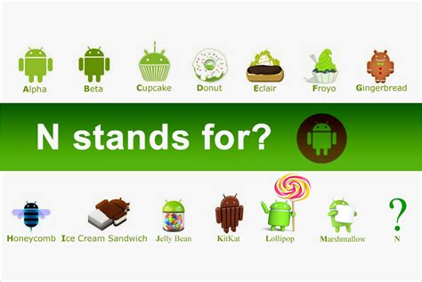 next version of android get ready to go quot nuts quot the next android iteration versus by compareraja