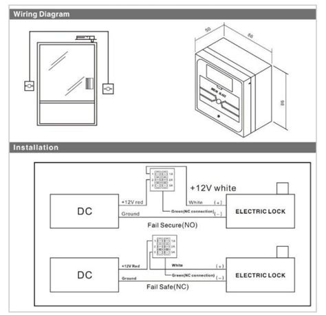 emergency door release wiring diagram 37 wiring diagram