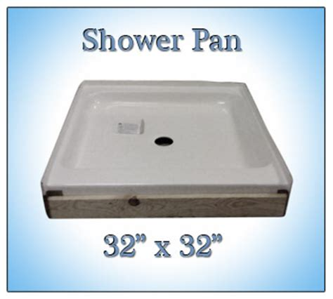 Mobile Home Shower Base by Stand Up Shower Insert Flowmaster Plumber Stouffville