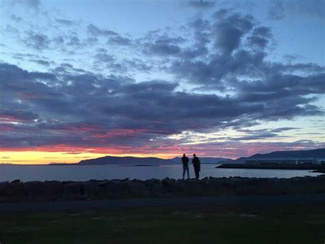 sunset reykjavik 100 sunset reykjavik nonfictionow 2017 a week of