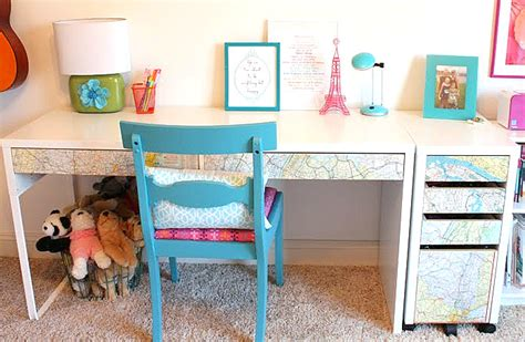 how to decorate a desk 18 diy desks to enhance your home office