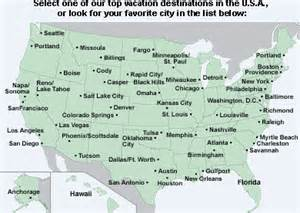 usa map states big cities u s a vacations with delta vacations