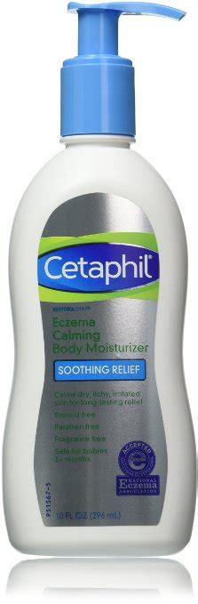 Cetaphil Restoraderm Eczema Calming Moisturizer best moisturizers for eczema in 2017