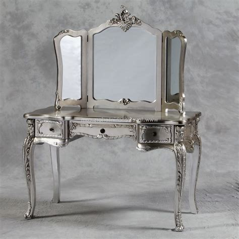 Antique Makeup Vanity With Mirror by Antique Vanity With Mirror Style Doherty House