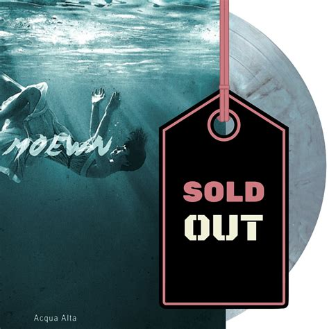 acqua alta spanish edition moewn acqua alta stormy sea wax 12 vinyl exclusive pink tank edition pink tank records