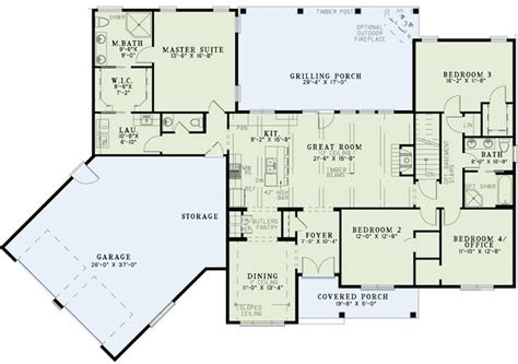 plan of the week angled garages small cottages bonus rooms and home plan of the week 8 12 13 ndg1403 beautiful small