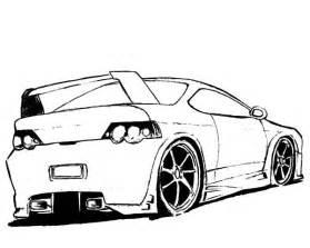 voiture sport tuning 89 transport coloriages 224 imprimer