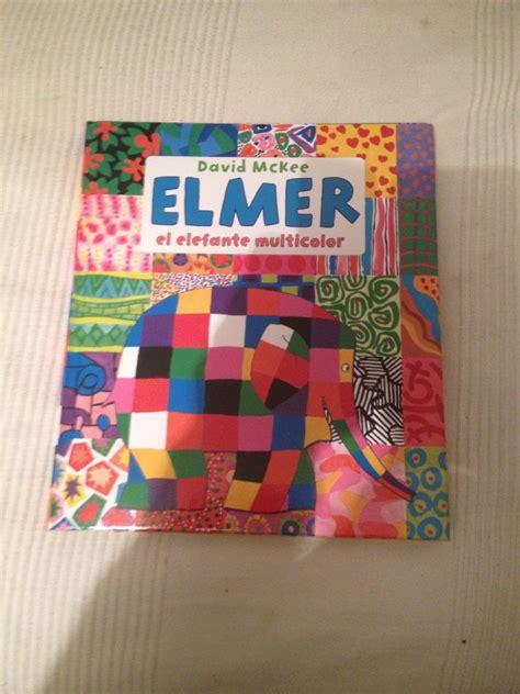 libro elmer and the tune m 225 s de 25 ideas incre 237 bles sobre elmer el elefante en contact paper toddler art