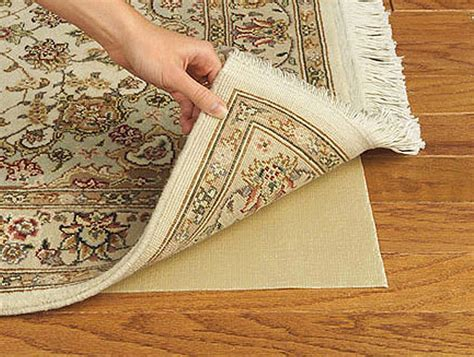 Best Rug Pads To Protect Hardwood Floors by Give Your Favorite Rug Protection With Best Rug Pads