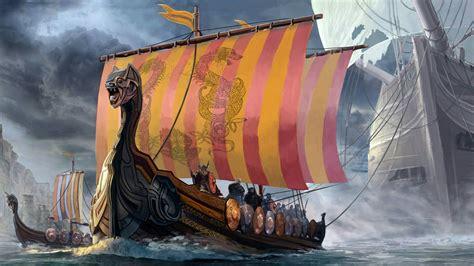 lod tattoo app viking dragon ships artwork wallpaper wallpaper studio