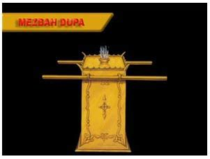 Tempat Dupa P9 8 5 Kaki bless and grace tabernakel