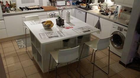 Cuisine Ikea Moins Cher 2764 by Un Ilot De Cuisine Moderne Pas Cher