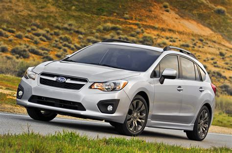 2012 Subaru Impreza Wagon by Redesigned 2012 Subaru Impreza Retains 17 495 Starting