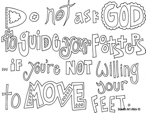 cool coloring pages with words christian doodle word art coloring page cool quotes and