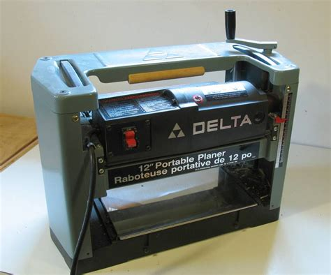 delta  planer teardown