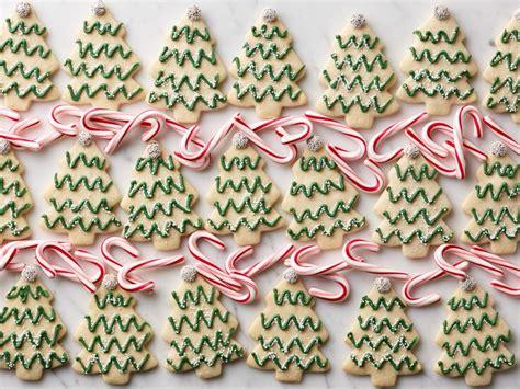 christmas tree saver recipe minty cutout tree cookies recipe food network recipe food network kitchen food
