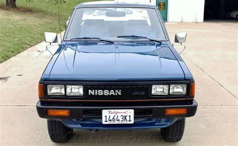 nissan datsun 1983 rides a preserved 1983 nissan datsun 720 king cab