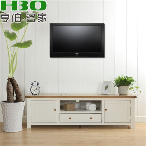 solid wood furniture living room tv cabinet wood tv