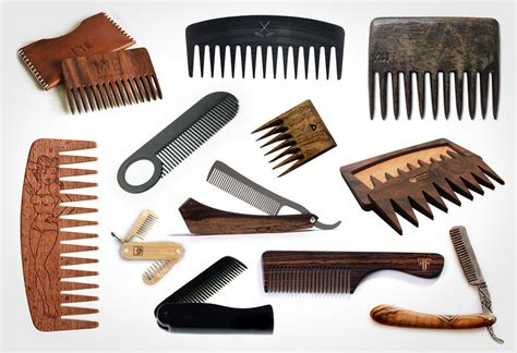 beard combs how to choose a beard comb men s hairstyles club