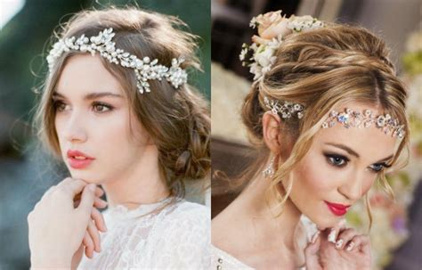 Bridal Hairstyles Low Bun With Flowers by Low Bun Wedding Hairstyles 2017 Hairdrome