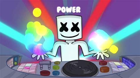 marshmello lagu marshmello power youtube