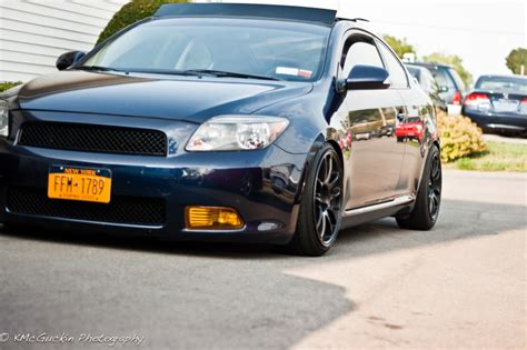 scion tc aftermarket rims post pictures of your tc with aftermarket rims tires here