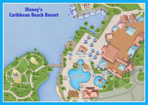 caribbean resort map map of caribbean resort disney world onlineshoesnike