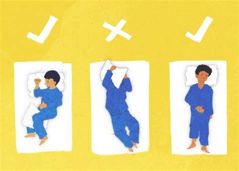 kissen richtig liegen so liegen sie nachts gesund die richtige schlafposition