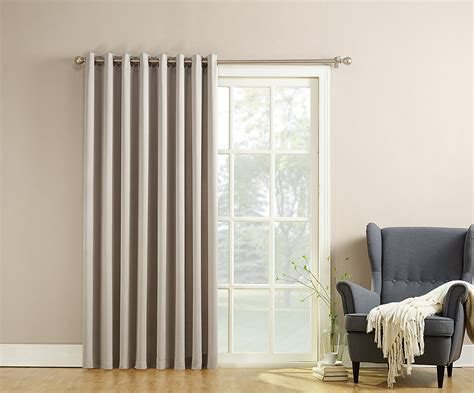 Sliding Glass Door Valance Glass Sliding Door Curtains Thermal Curtains For Sliding Glass Doors Insulated Curtains For