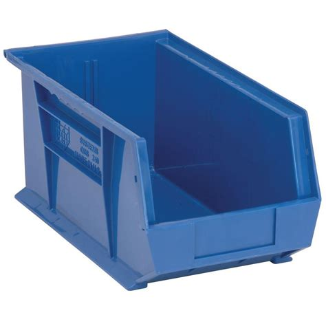 organization bins sterilite 28 qt latch box 16551010 the home depot