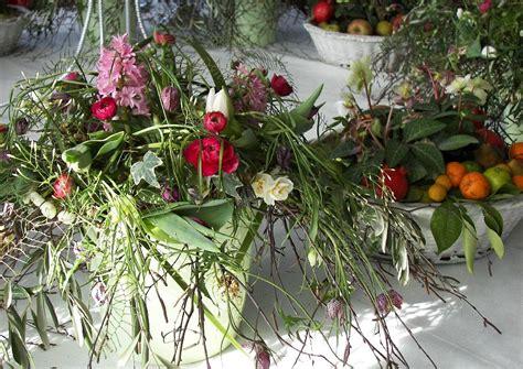 tischschmuck winter 03 09 dresden 90 08 floristik tischdekoration zur jagd