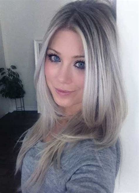 how to dye hair blonde on top and brown on bottom hair color ideas 20 long ash blonde hair long hairstyles 2016 2017
