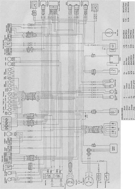 1986 yamaha virago 1100 ignition wiring diagram 47