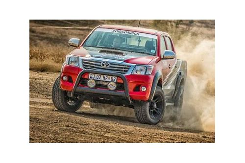 toyota hilux deals south africa
