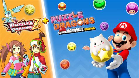 Nintendo 3ds Puzzle Dragons Z Mario Bros Edition puzzle dragons z puzzle dragons mario edition trusted reviews