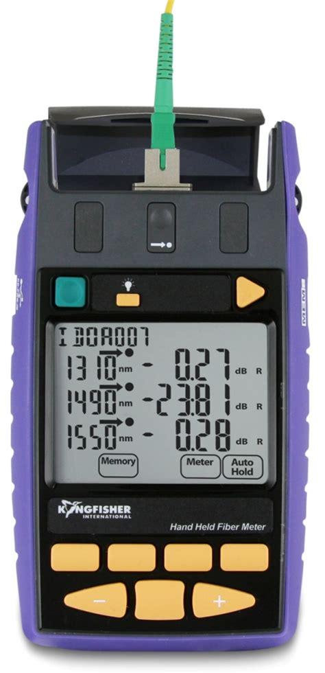 Optical Power Meter Visual Fault Locator Joinwit Jw3223 Opm Vfl visual fault locator optical power meter