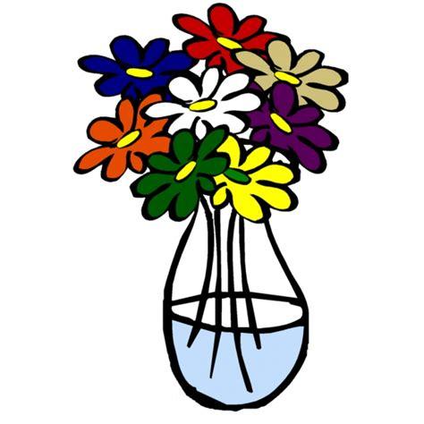 disegni vasi disegno di vaso con acqua a colori per bambini