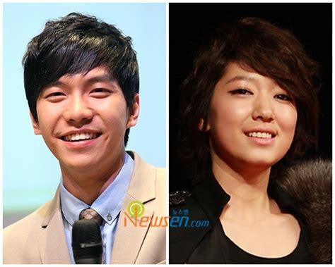 lee seung gi park shin hye drama lee seung gi and park shin hye for grand wedding stage