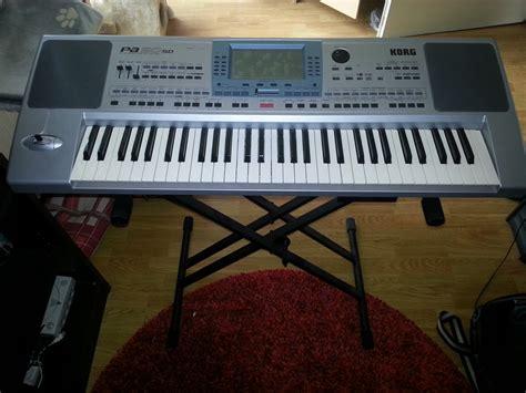 Keyboard Korg Pa 50 Disket korg pa50sd image 631163 audiofanzine